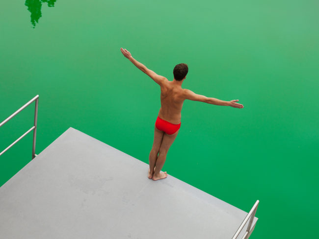 OLYMPIC DIVER / ROBINSON LES BAINS / photo & video