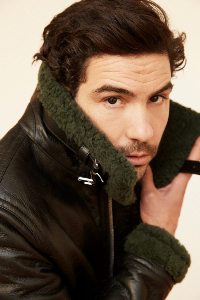 TAHAR RAHIM, FRENCH ACTOR / ATHELTICA