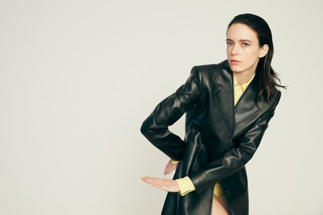 STACY MARTIN / ACTRESS / ATHLETICA 3